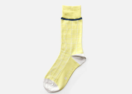 The Socks_TILE YELLOW