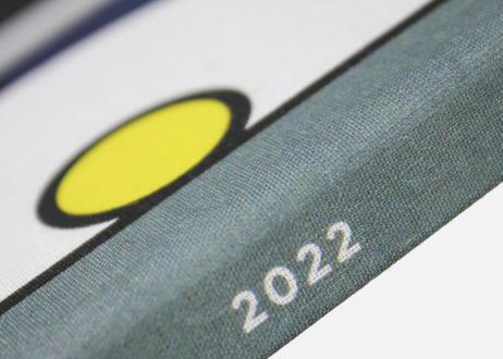 2022年 スケジュール帳 A5サイズ 「プレイグラウンド」