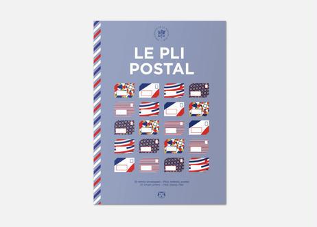 PLI POSTAL × L' ÉLYSÉE