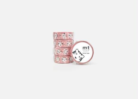 mt マスキングテープ「TIGRE pink」