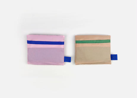 The Packables_ナップサック_Pink / Navy(20SSJPBAG0572)