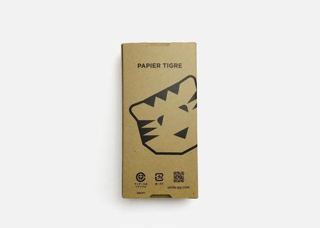 Q&Q Smile Solar _ PAPIER TIGRE / BARK