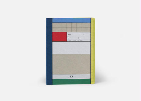 A5サイズノートブック「THE MODULE」(20AWPTNBK0700)