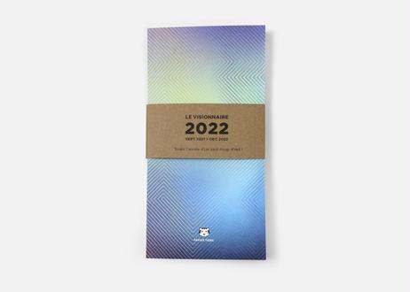 2022年版 VISIONARY_HOLISTIQUE