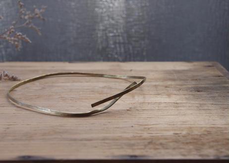 vue. 円の模索/円(真鍮)細 14cm