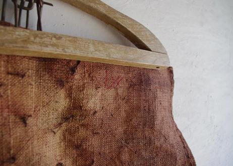 コンゴ|刺繍布49cm×45cm