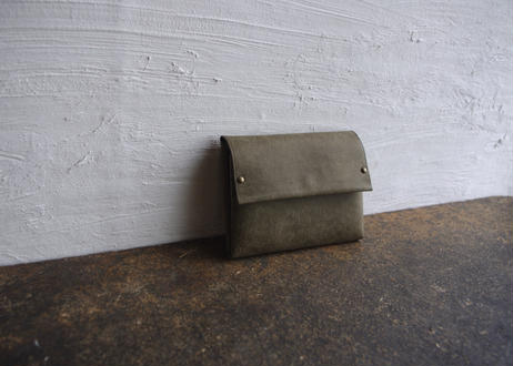 lampan|本革コンパクト財布〈moto〉