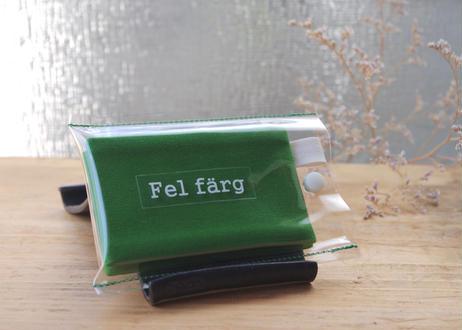 Fel farg|ICカードケース