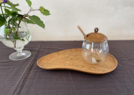 cava  craft|ティートレイ|24cm