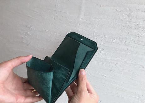 lampan|コンパクト財布〈お札まっすぐ〉4色