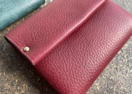 【職人直送】lampan|本革コンパクト財布〈moto〉
