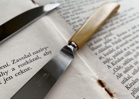 vintage ドイツ製ヴィンテージナイフ2本セット
