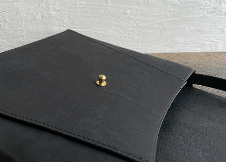 【受注製作】イタリア製本革|tatamiショルダースクエアバック|3色