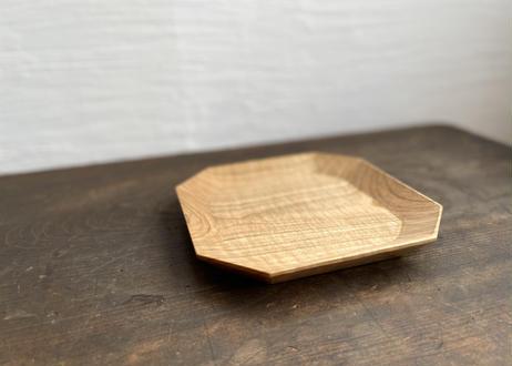 cava  craft|八角形皿17.5×17.5cm|1点