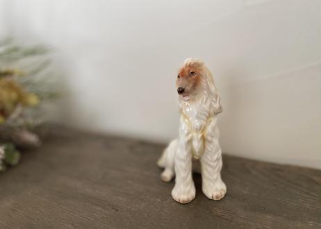 古物|愛嬌のあるお犬さま