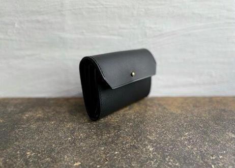 【受注製作】pecoranera限定販売 イタリア製本革三ツ折り財布各色