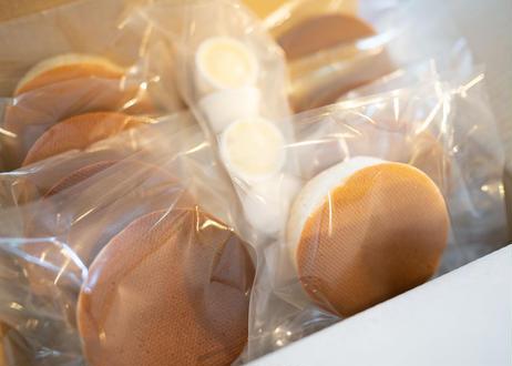 冷凍ホットケーキ〈8枚セット〉コーヒー豆200g付