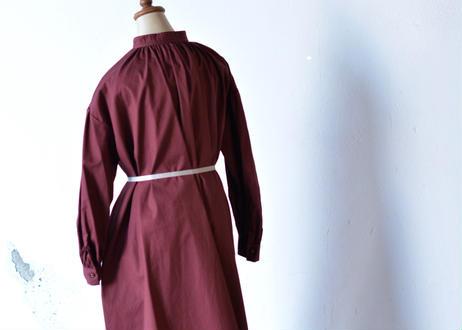 """【ノベルティバッグ付き】【 GRIS 2020AW】GR20AW-DR001A  Dreaming Dress """"ワンピース"""" / Rose / S(100-120)"""