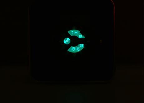 【 THE PARK SHOP 】TPS-259 MUDBOY WATCH / Black