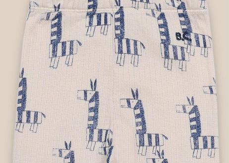 """【 BOBO CHOSES 20AW 】Zebras All Over Leggings(22000052)""""レギンス"""""""