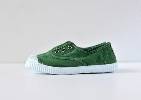 【 CIENTA 20SS 】デッキシューズ(77760) / verde / 13~21cm