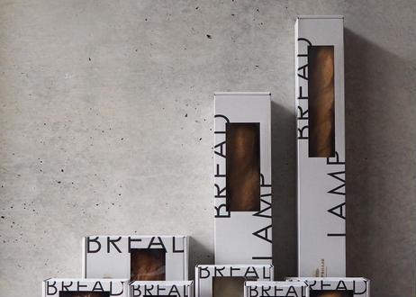 """【 PAMPSHADE 】""""本物のパンからできたインテリアライト"""" """"シャンピニオン"""" /  電池タイプ(パンプシェード)"""