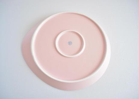 ミナ ペルホネン /  BP8012P こどものうつわ    ビッグプレート ピンク