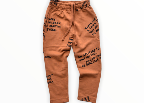 "【 WAWA 20AW 】HEY PANTS - HOCKNEY ""パンツ"""