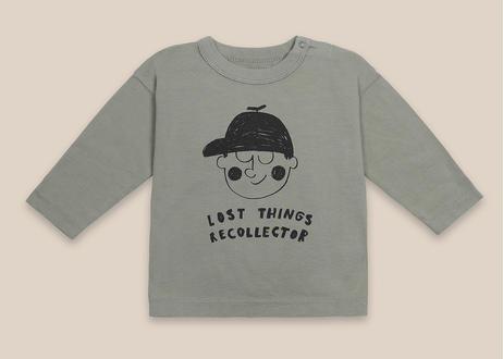 "【 BOBO CHOSES 20AW 】Boy Long Sleeve T-Shirt(22000003)""ロンTee"""