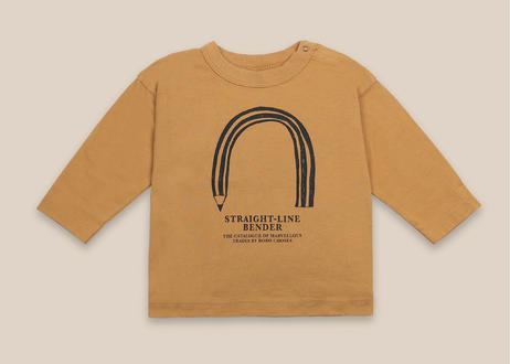 "【 BOBO CHOSES 20AW 】Straight Line Bender Long Sleeve T-Shirt(22000005)""ロンTee"""