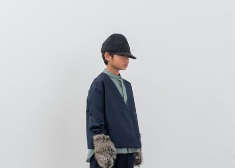 "【 MOUN TEN. 20AW 】mountain cap [MT182029] "" キャップ "" / charcoal"