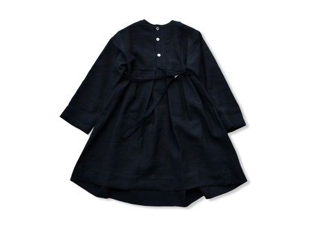 "【 ANJA SCHWERBROCK 20AW】ANA / dress  ""ワンピース"" / BLACK"