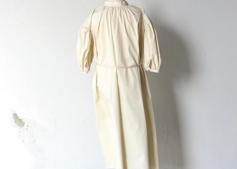 """【 GRIS 2020SS 】GR20SS-DR05 """"Sleeping  Dress"""" /  Light Beige / XS,X"""