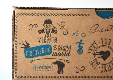 【 Cienta 】Tストラップシューズ(977075)  / beige ベロア / 14 - 19cm