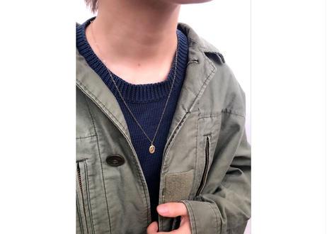 【14kgf】ネックレス(マリア像メダイ50cm)