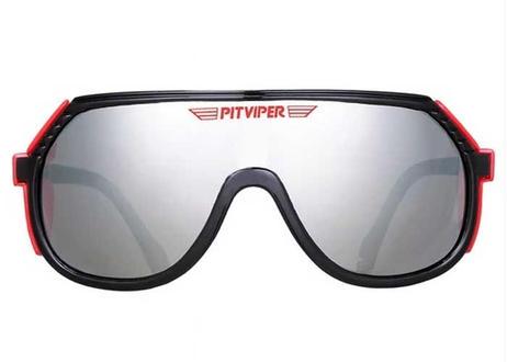 The Grand Prix【THE DRIVE】(Silver Mirror Lens) / (PITVIPER21005)