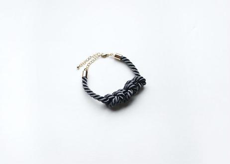 NOEUD 8knot-bracelet Gray