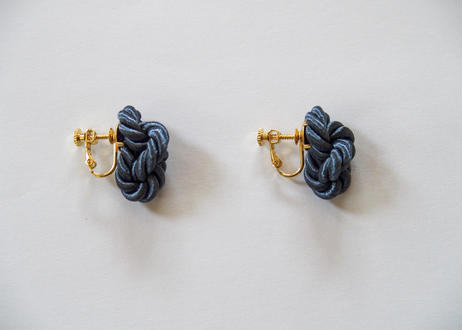 NOEUD 8knot-earrings Gary