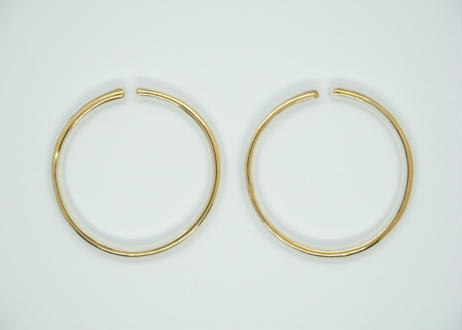 KODAMA TOKI THIS SIDE Earrings M Gold