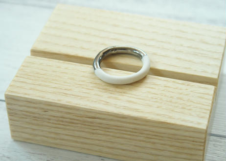 KODAMA TOKI THIS SIDE Ring Platinum