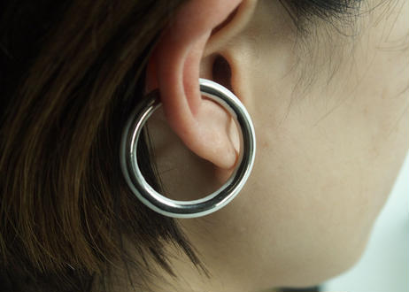 KODAMA TOKI THIS SIDE Earrings S Platinum