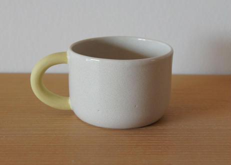 mug me  white/yellow small