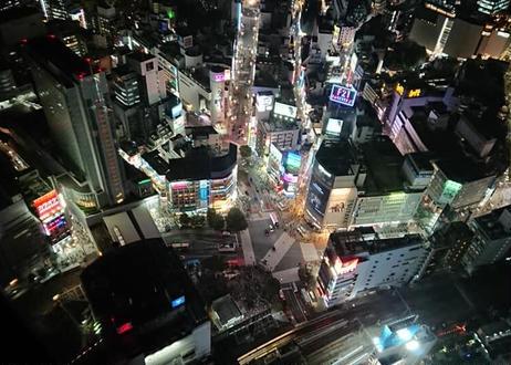 「えんとつ町のプペル」渋谷フリーウォーキングツアー