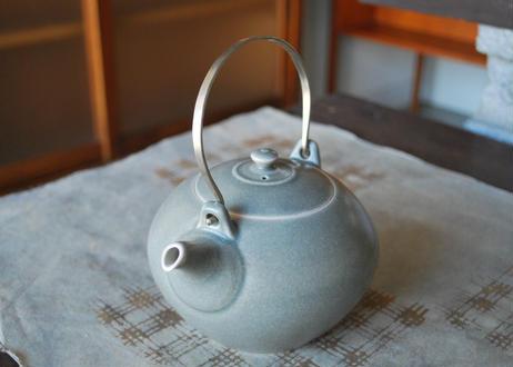 グレー釉 土瓶