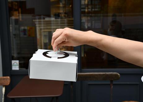 【店頭受け渡し】ホルンのバスクチーズケーキ《10:00〜18:00》