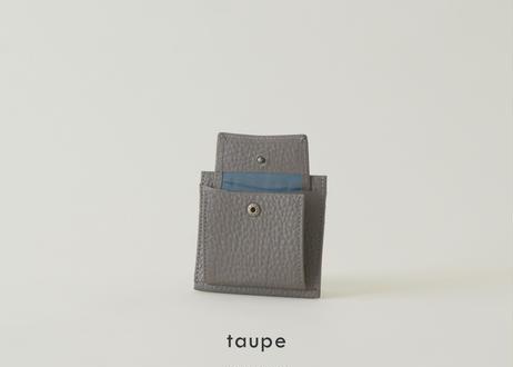 three | HALF inner purse