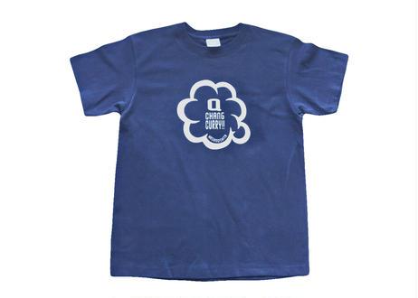 キューチャンカレーteeシャツ(ネイビー)