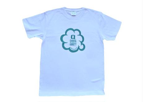 キューチャンカレーteeシャツ(ホワイト)