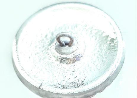 チェコガラスボタン 30mm A-7