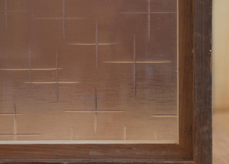 古材フレーム 正方形 大(250×250) 021